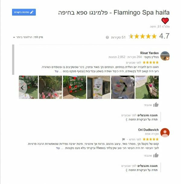 פלמינגו ספא בחיפה Flamingo spa haifa רועי-600x611 בית